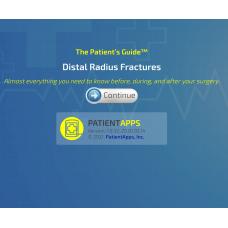 Broken Wrist (Distal Radius Fracture) - Patient Guide