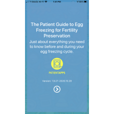 Egg Freezing - The Patient guide